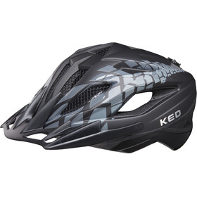 KED Street Jr. Pro Bike Helmet Children black